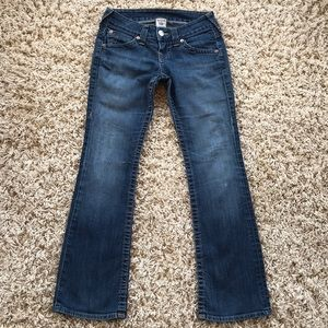 True Religion Bootcut Jeans Size 26
